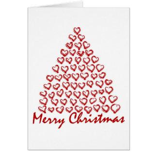 Christmas Love Tree Cards