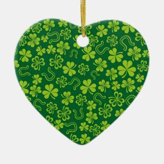Christmas Lucky Irish Christmas Ornament