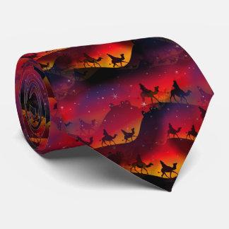Christmas Magi Tie