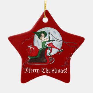 Christmas Magic Christmas Ornament