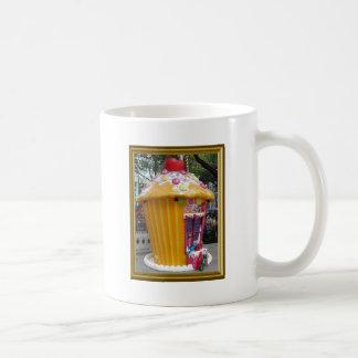 Christmas mall coffee mug
