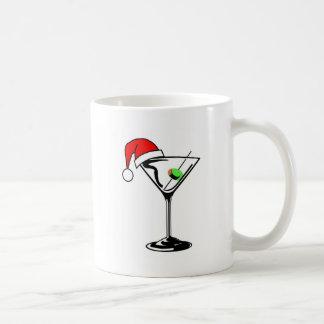 Christmas Martini Coffee Mug