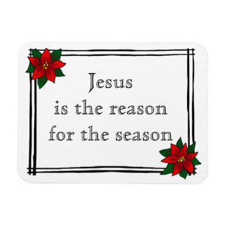 Christmas Meaning Magnet