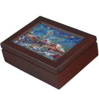 Christmas Memory Boxes