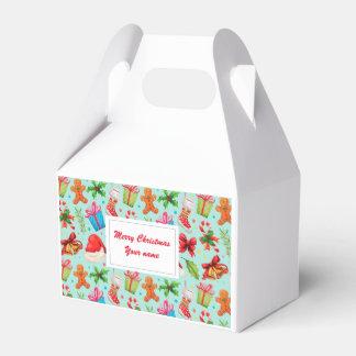 Christmas, Merry Christmas Favour Box