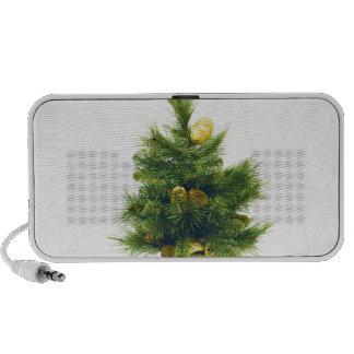 Christmas Merry Holiday Tree Ornaments celebration Speaker System