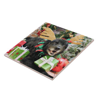 Christmas - Mixed Breed - Harry Tile