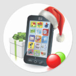 Christmas Mobile Phone Stickers