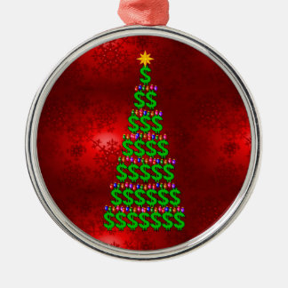 Christmas Money Tree Christmas Ornament