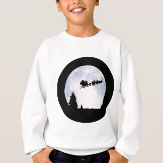 Christmas Moon Sweatshirt