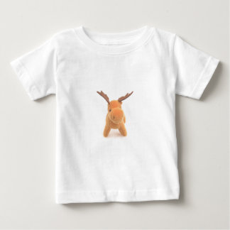 Christmas moose deer baby T-Shirt