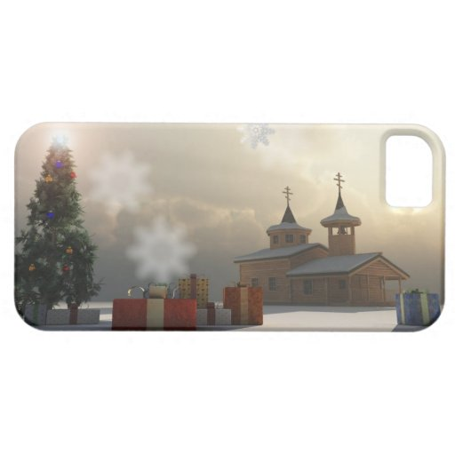 Christmas Morning Case For iPhone 5/5S