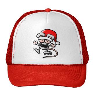 Christmas Mouse Cap