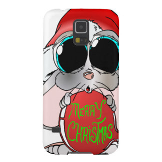 Christmas Mouse Case For Galaxy S5