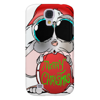 Christmas Mouse Galaxy S4 Case
