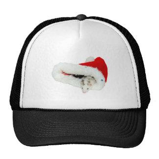 """""""Christmas mouse """" Mesh Hats"""