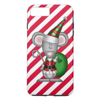 Christmas Mouse iPhone 7 plus tough case