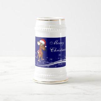 Christmas Mouse Coffee Mug