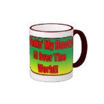 Christmas Mug/Cup Ringer Mug