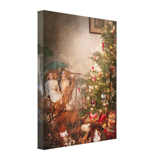 Christmas - My first Christmas Gallery Wrap Canvas