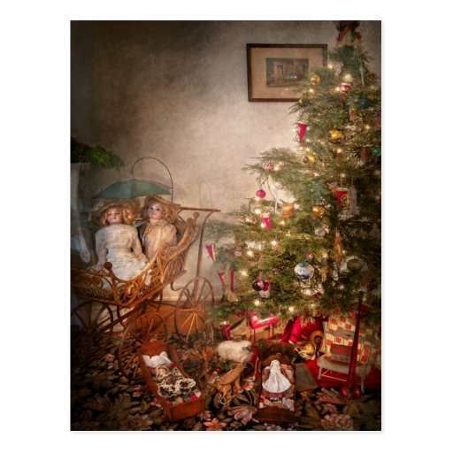 Christmas - My first Christmas Post Cards