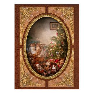 Christmas - My first Christmas Postcard