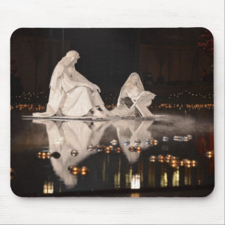 Christmas Nativity Mouse Mat
