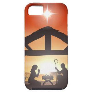 Christmas Nativity Scene iPhone 5/5S Case