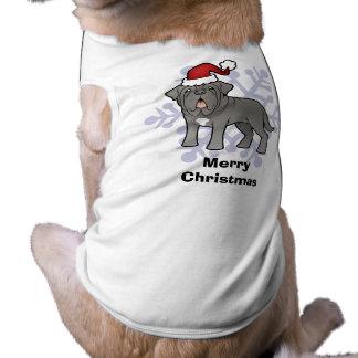 Christmas Neapolitan Mastiff Shirt