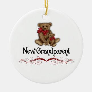 Christmas New Grandparent Christmas Ornament