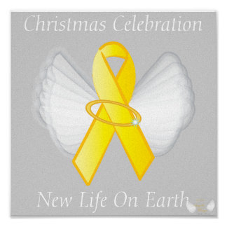 Christmas New Life On Earth-Customize Poster