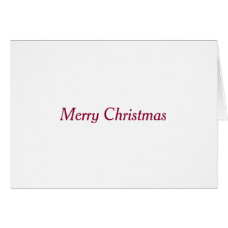 Christmas / New Year card