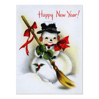 Christmas / New Year / Holiday Invitation  ~