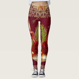 Christmas / New Years Party Leggings