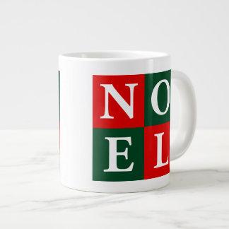 Christmas Noel Jumbo Mug