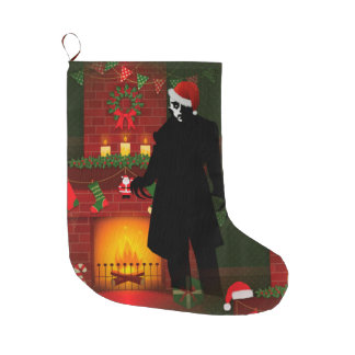 christmas nosferatu xmas stocking