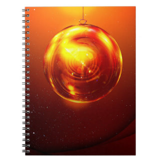 Christmas Note Books