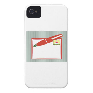 Christmas Note iPhone4 Case