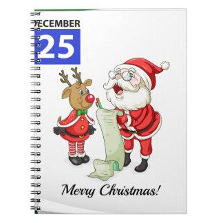Christmas Notebook