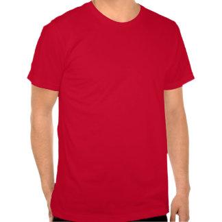 Christmas Numbered Dartboard Tee Shirt