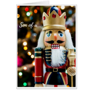 Christmas - Nutcracker Card