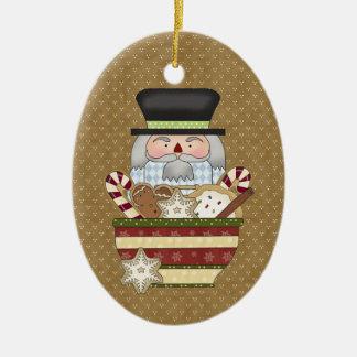 Christmas Nutcracker holiday ornament