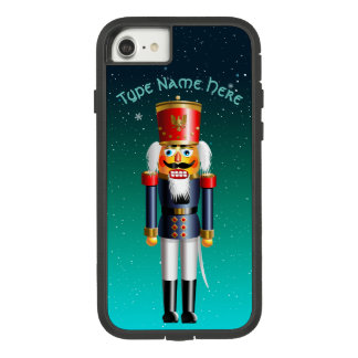 Christmas Nutcracker Toy Soldier Case-Mate Tough Extreme iPhone 8/7 Case