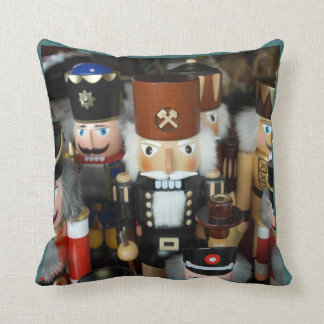 Christmas Nutcrackers Cushion