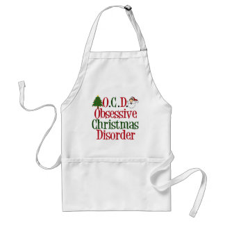 Christmas Obsession Standard Apron