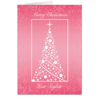 Christmas - Occupation Specific -  Professional Card