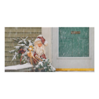 Christmas - Oh, Oh, Brrr Personalized Photo Card