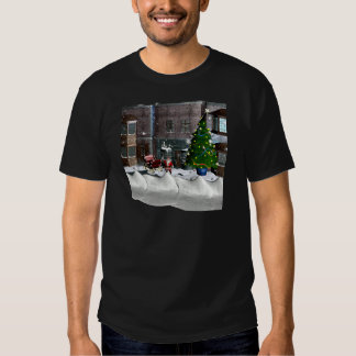 Christmas on Town Square Tees