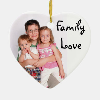 Christmas Ornament - Family Love