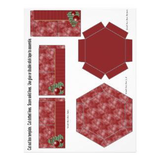 Christmas Ornament 21.5 Cm X 28 Cm Flyer